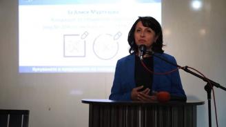 Кандидатът на ГЕРБ за кмет на Русе Диана Иванова: Ще работя за създаването на общинска програма за насърчаване на раждаемостта