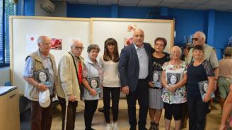 Татяна Георгиева и Димитър Димов от ГЕРБ организираха безплатни профилактични прегледи за възрастни хора