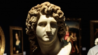 Александър Македонски е бил погребан жив?