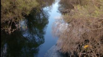Екоинспектори провериха сигнал за замърсяване на река Струма