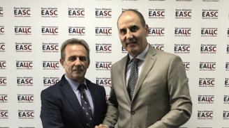 Цветанов се срещна с председателя на Евро-атлантическия съвет на С. Македония