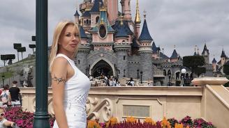 Емилия отпразнува третия рожден ден на дъщеря си Мира
