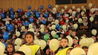 400 деца от Банско се учиха как да изхвърлят отпадъците си разделно