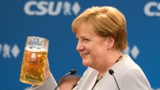 Ангела Меркел: Всички германци днес са по-доволни от своя живот