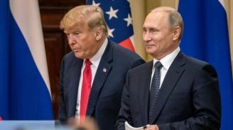 Путин похвали Тръмп