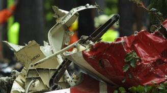 Самолет падна до гробище в Украйна. Има загинали