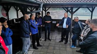 Николай Мелемов, кандидат за кмет на Смолян от ГЕРБ: Ще създам общински футболен клуб и ще го оглавя