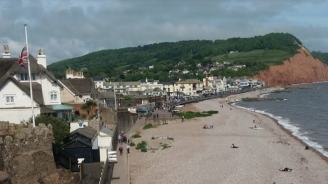 Огромно количество боклуци в канализацията в град Сидмут в Англия озадачи учените