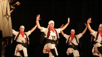 """Грандиозен концерт на ансамбъл """"Българе"""", постави """"удивителен"""" на празничната седмица в Банско"""