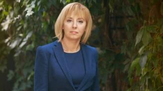 Манолова: Не са намерили правилния човек, когото да уплашат