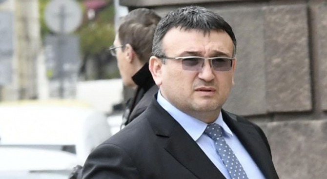 Министърът на вътрешните работи Младен Маринов ще участва в заседание