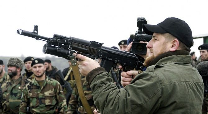 Атентат срещу Рамзан Кадиров?