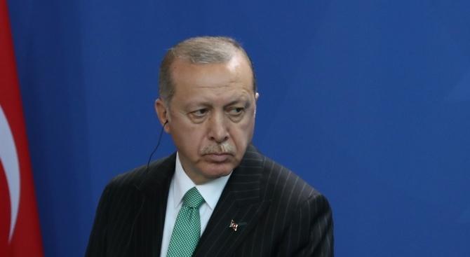 Ердоган: Турция и Сърбия подписаха 9 споразумения
