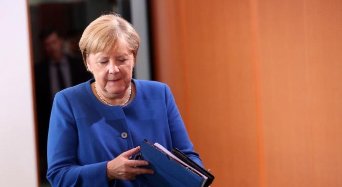 Германската канцлерка Ангела Меркел е предупредила днес британския премиер Борис
