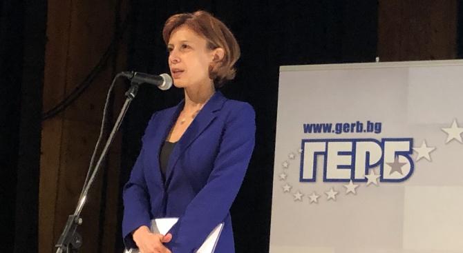 Кандидатът за кмет на Добрич Надежда Петкова представи пред актива