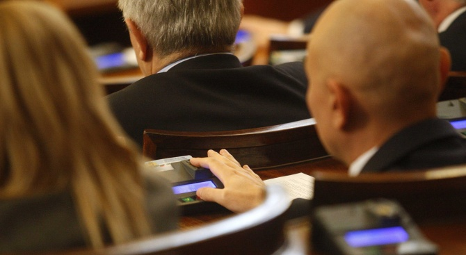 Гласуват на второ четене промените за съдебното производство