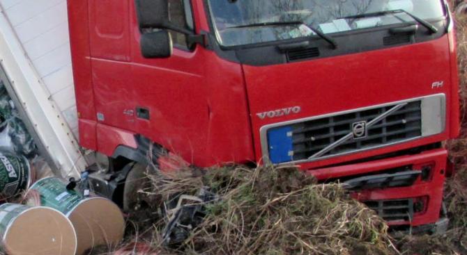 Пореден пиян шофьор катастрофира, този път край Стара Загора