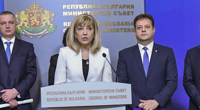 Правителството отпусна финансиране за скоростния път от Видин до Ботевград