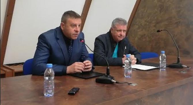 Кандидатът за трети кметски мандат в Благоевград от ГЕРБ д-р