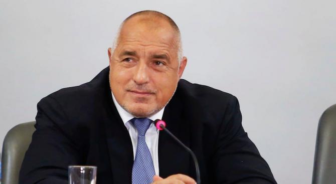 Министър-председателят Бойко Борисов проведе телефонен разговор с държавния секретар на