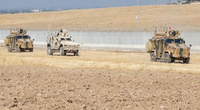 Норвегия обяви днес, че спира износа на оръжия за Турция