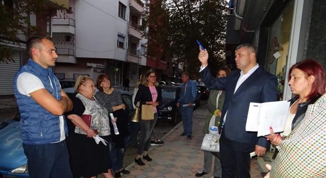 """Кандидатът на ГЕРБ за кмет на район """"Северен"""" в Пловдив"""