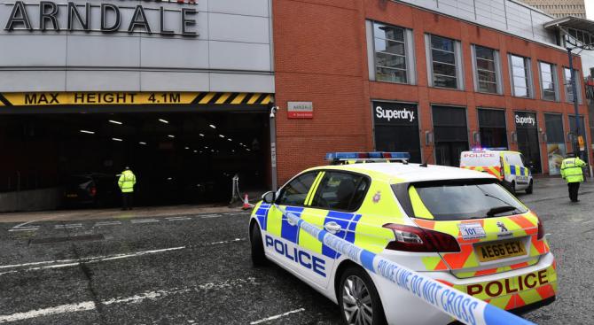 Мъжът, задържан след серията от нападения с нож в търговски