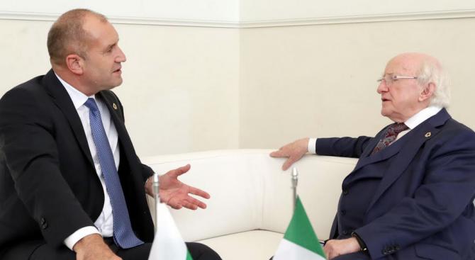 Възможностите за насърчаване на двустранния икономически обмен и взаимните инвестиции