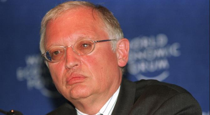 Първият еврокомисар по разширяването Гюнтер Ферхойген изрази съмнението си, че