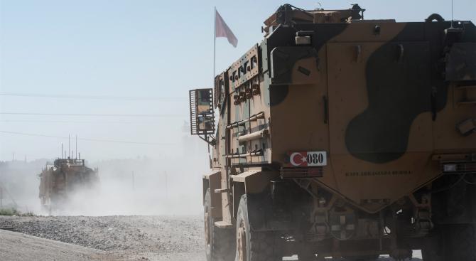 Седемдесет и четирима сирийски кюрдски бойци са убити от началото