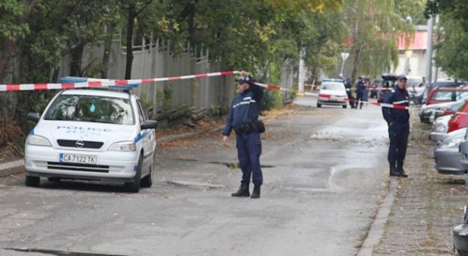 """Продължава разследването на убийството в столичния квартал """"Младост"""". Тялото на"""