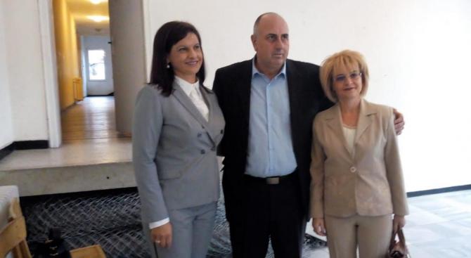Д-р Даниела Дариткова в Батак: Общината има нужда от промяна и само ГЕРБ може да я донесе