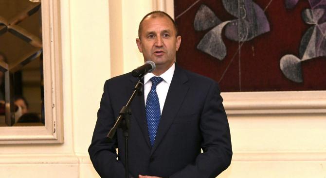 Румен Радев: Учените ни са нашият национален капитал, призван да отваря вратите на България към света