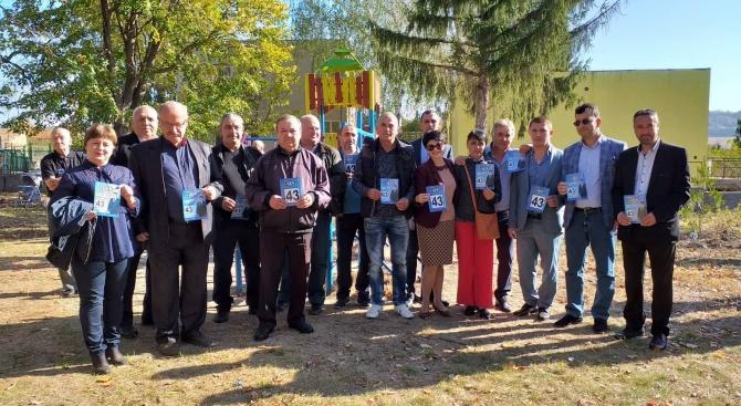 Айтен Исмаилова, кандидат за кмет на село Трапище: Ще продължа да работя за жителите на селото