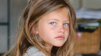 Момичето, което на 4 г. бе определено за ''най-красивото момиченце на света'', вече е пораснала жена