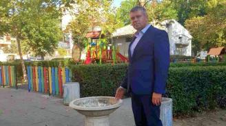 """Кандидатът на ГЕРБ за кмет на район """"Северен"""" в Пловдив Стоян Алексиев: Ще вложа цялата си енергия в работата за района"""