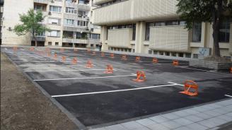 """В Пловдив откриха нов голям паркинг в район """"Централен"""""""