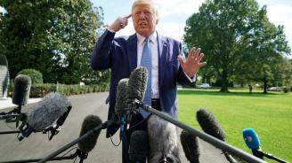 Тръмп: САЩ приключиха с нелепите безкрайнивойни
