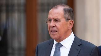 Руският външен министър е на посещение в Ирак