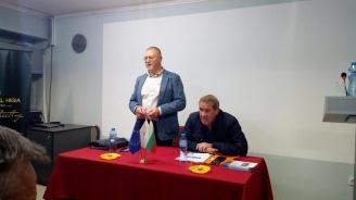 Кандидатът за кмет инж. Иван Панайотов представи своята платформа за управление на Пазарджик пред Сдружението на предприемачите и работодателите