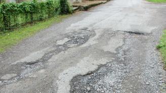 """Ремонтират улиците в """"синята зона"""" на Шумен"""