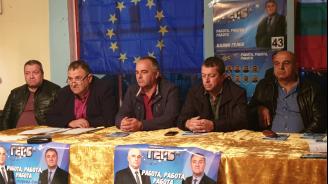 Кандидатът за кмет на община Сапарева баня Калин Гелев: Работихме в интерес на всяко населено място