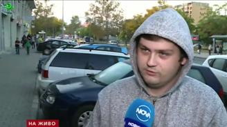 Свидетел с подробности за катастрофата с пияния шофьор, помлял шест паркирани коли в Пловдив