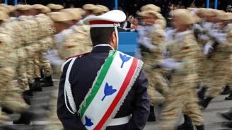 Иран започна учения по турската граница