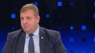 Каракачанов: Истерията в Сливен може да се окаже предизборна интрижка