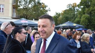 Д-р Атанас Камбитов представи платформата си за управление на Благоевград