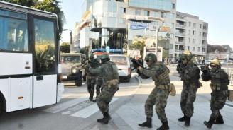 Армията дебаркира в Силистра – набира войници, матроси и гвардейци