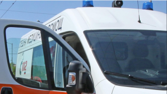 Възрастен мъж е в болница след катастрофа в Пловдив