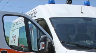 Камион премина през крака на 40-годишен пътя Кубрат-Каменово
