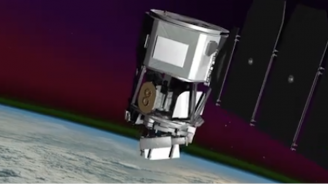 НАСА изстреля от самолет ракета със спътник за изучаване на йоносферата